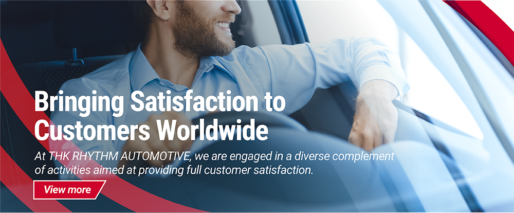 Bringing Satisfaction to Customers Worldwide